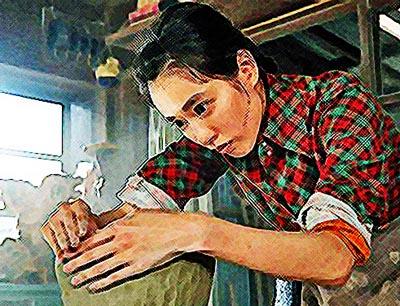 スカーレット モデル 神山清子の画像