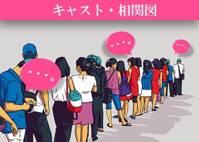 【スカーレット】のネタバレキャスト一覧・相関図|信楽編・大阪編