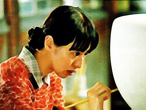 スカーレット 喜美子 きみこ