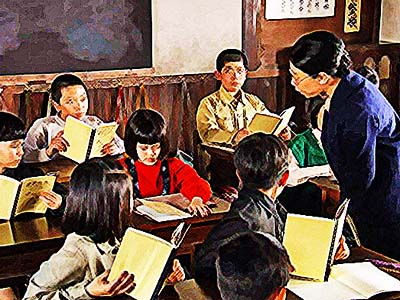 スカーレット 教室 5話
