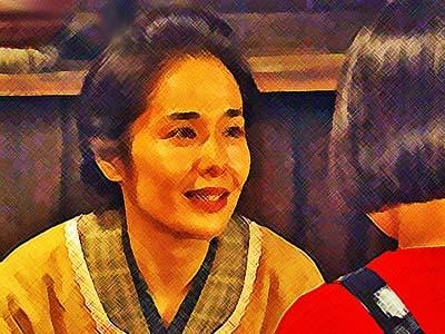 スカーレット マツ 富田靖子