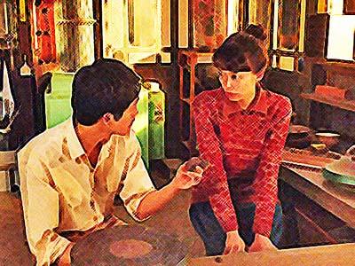 スカーレット 10週56話喜美子 きみこ