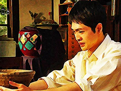 スカーレット 10週55話 十代田八郎