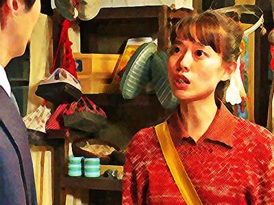 スカーレット 10週56話 喜美子 きみこ