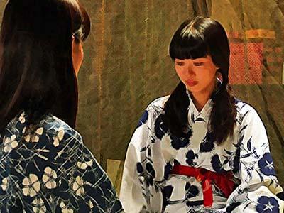 スカーレットキャスト百合子の画像