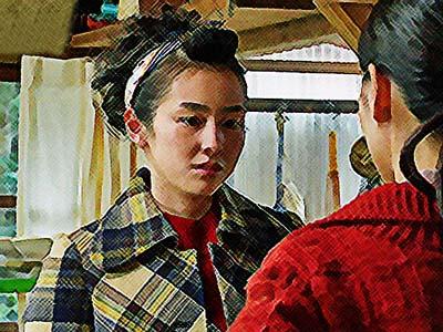 スカーレット 13週77話 直子 桜庭