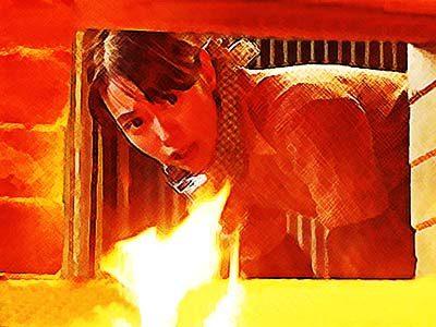 【スカーレット】ネタバレ16週96話|やったるで~!待望の穴窯の完成と想像以上の困難?