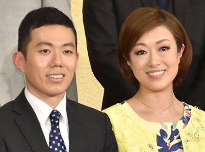 【おちょやん】万歳役・藤山扇治郎さんと妻の北翔海莉さん