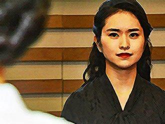 エール ネタバレ21週101話 審査員席にいた夏目千鶴子