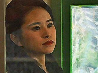 エール ネタバレ21週103話 ガラス越しに見学する千鶴子