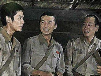 エール ネタバレ18週87話 演奏する3人の兵士