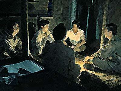 エール ネタバレ18週88話 楽団の宴会