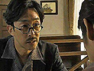 エール ネタバレ19週91話 劇作家・池田二郎
