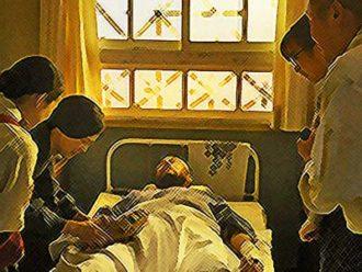 エール ネタバレ19週91話 岩城のベッドにグローブ