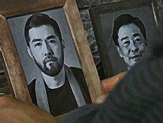 エール ネタバレ19週91話 岩城と安隆の遺影