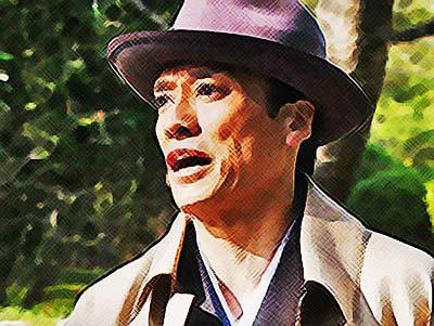 おちょやんネタバレあらすじ3週15話 延四郎の驚く顔の図