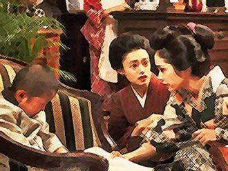 おちょやん ネタバレ6週27話 進太郎の思いを知った洋子のイラスト