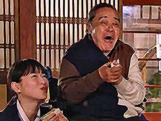 俺の家の話 ネタバレ7話 リハビリに取り組む寿三郎のイラスト