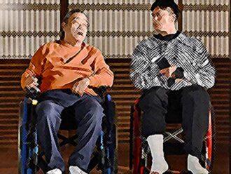 俺の家の話 ネタバレ8話 車椅子生活を始めた寿一のイラスト