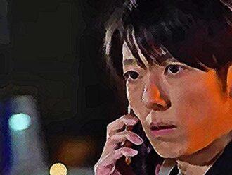 【天国と地獄 】ネタバレあらす7話 歩道橋にいる彩子のイラスト