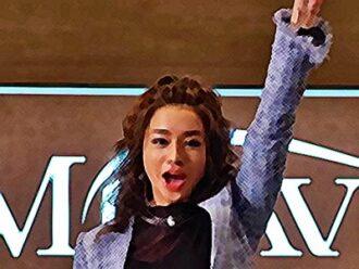 【オー!マイ・ボス!恋は別冊で】ネタバレあらすじ9話 MIYAVIの新編集長になった麻美のイラスト