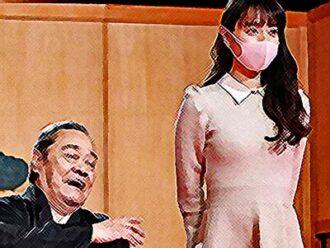 【俺の家の話】あらすじネタバレ第1話 結婚相手のさくらを紹介する寿三郎のイラスト
