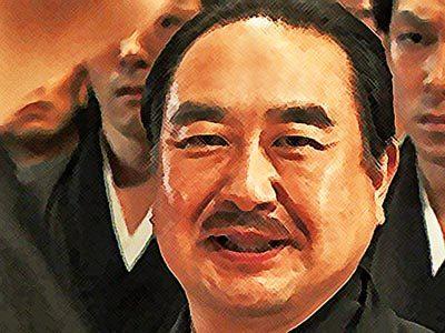 【おちょやん】キャスト大山社長役|中村鴈治郎さんの役柄と42年前に出演した朝ドラとは?