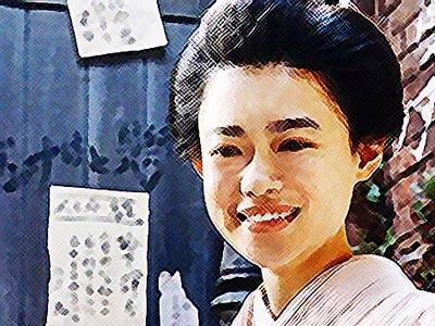 おちょやん ネタバレ8週40話 慣れ親しんだ京都を旅たつ千代のイラスト