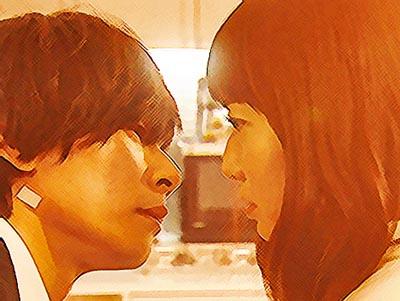 【ウチの娘は、彼氏が出来ない!!】ネタバレあらすじ第4話 漱石と碧のイラスト