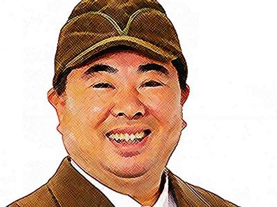 【おちょやん】キャスト当郎(あたろう)役|モデルは花菱アチャコ!塚地武雅さんが熱演!