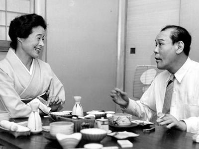 おちょやん ネタバレ22週23週史実編 浪花千栄子と花菱アチャコ