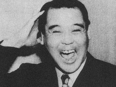 当郎のモデル・花菱アチャコさん