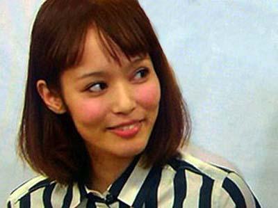 浜野さんの妻アガサさんの画像