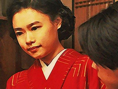 おちょやん ネタバレ15週72話 テルヲへの思いを語る千代のイラスト