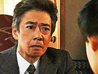 おちょやんネタバレあらすじ21週104話 千代に熱い思いを訴える長澤のイラスト