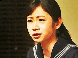 おちょやんネタバレあらすじ22週108話 五女・静子役の祥子が訴えるイラスト