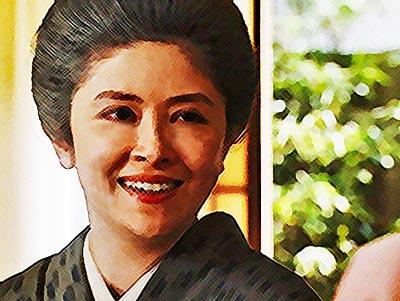 おちょやんネタバレあらすじ22週109話 笑顔になる栗子のイラスト