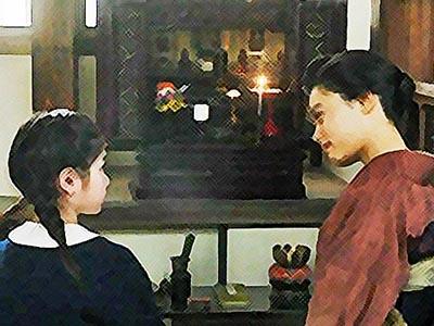 【おちょやん】あらすじネタバレ22週110話|仏壇の前で千代と春子が親子に!番組の反響は?