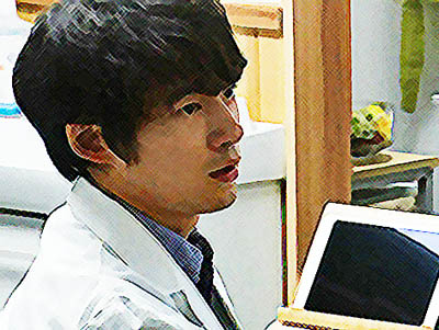 おかえりモネ あらすじネタバレ1週2話 若手医師・菅波幸太朗(すがなみこうたろう)のイラスト