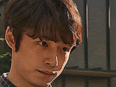 【おかえりモネ】キャスト医師・菅波光太朗役坂口健太郎さんのイラスト