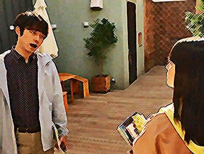 おかえりモネ あらすじネタバレ 7週 菅波の社会人あるあるのイラスト