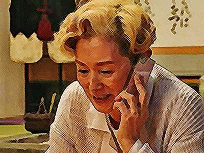 おかえりモネ・ネタバレ7週31話 電話するサヤカの図