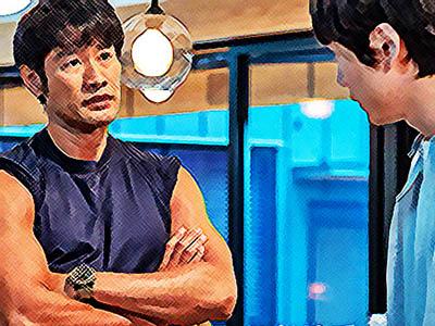 おかえりモネ ネタバレあらすじ 5週22話 菅波の指導医・中村のイラスト