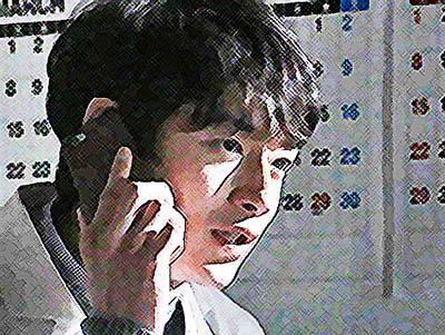 おかえりモネ ネタバレあらすじ 9週44話 進路を固めた菅波のイラスト