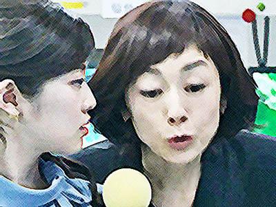 おかえりモネ ネタバレあらすじ 10週47話 莉子にフォローを入れる高村のイラスト