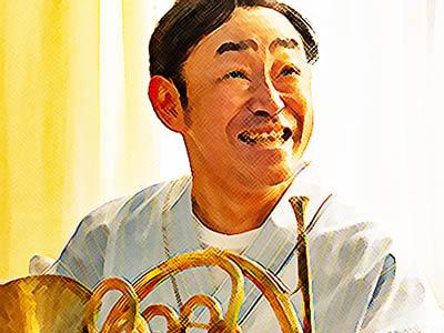 おかえりモネ ネタバレあらすじ 13週65話 菅波の患者・宮田彰悟のイラスト