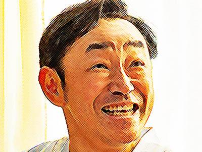 おかえりモネ ネタバレあらすじ 19週94話 菅波の患者で元ホルン奏者の宮田のイラスト