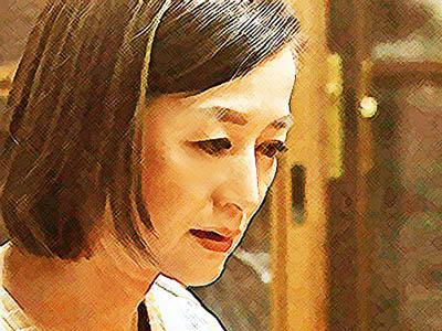 おかえりモネ ネタバレあらすじ 21週 教師を辞めた理由を明かす亜哉子のイラスト