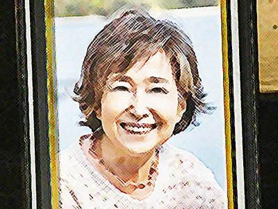 おかえりモネ ネタバレあらすじ 21週105話 祖母・雅代の遺影のイラスト