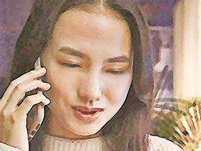 おかえりモネ ネタバレあらすじ 22週106話 恋人・菅波と話す百音のイラスト
